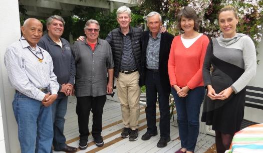 Peacehenge - inaugural Board mtg May 11 2018